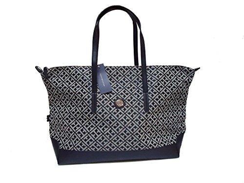 Tommy Hilfiger Signature Tote Handbag