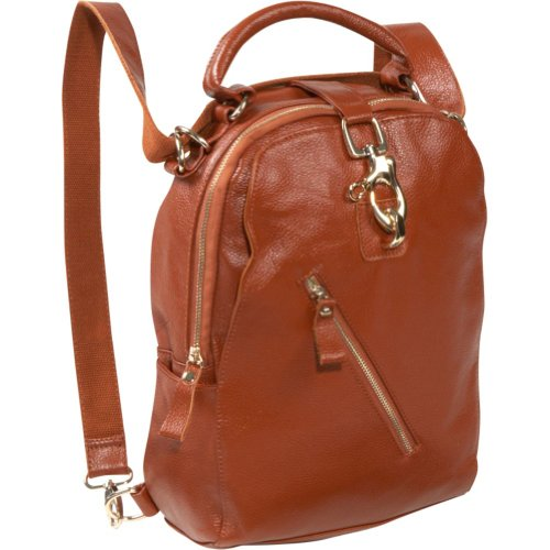 AmeriLeather Quince Leather Handbag / Backpack