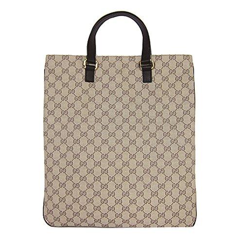 Gucci GG Guccissima Brown/Beige Tote 272347
