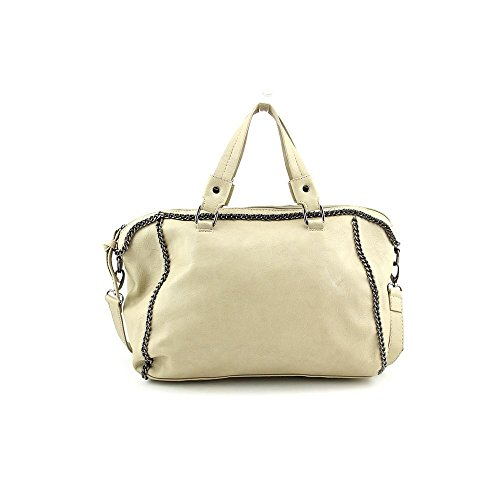 Steve Madden DB190925 Womens Faux Leather Satchel