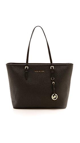 Michael Kors Jet Set Travel TZ Tote Women's Leather Handbag