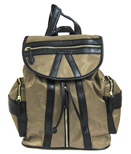 Madden Girl MGCHASER Backpack by Steve Madden, Natural
