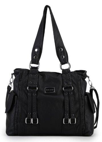 Scarleton Squared Soft Shoulder Bag H1484