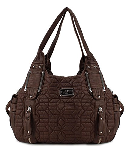 Scarleton Fashion Quilted Shoulder Bag H1371