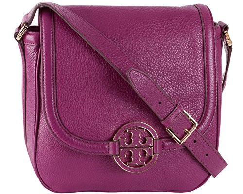 Tory Burch Amanda Round Crossbody Bag