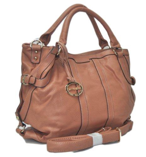 "Sori Collecion ""292"" Satchel High Quality Designer Inspired Handbag"