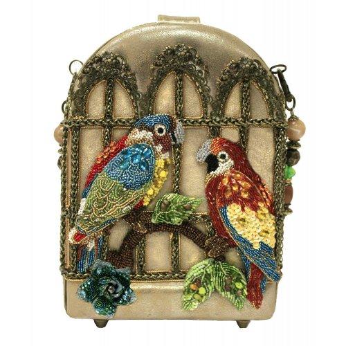 Mary Frances Feathered Friends Handbag