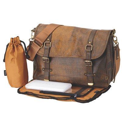 Jungle Satchel Diaper Bag