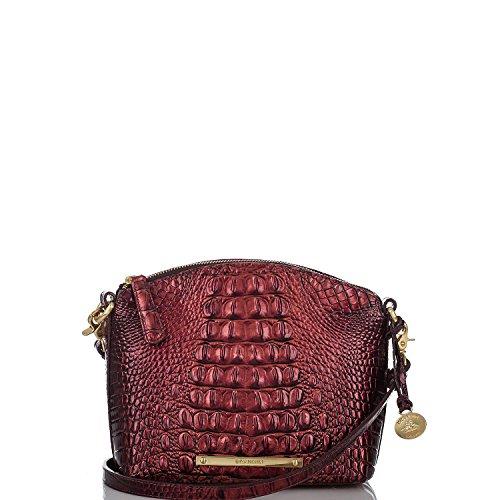 Brahmin Duxbury Leather Mini Shoulder Bag