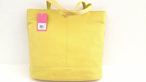 Isaac Mizrahi New York Handbag Tote Color Maize