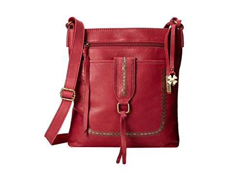 Lucky Brand Crossroads Leather Rouge