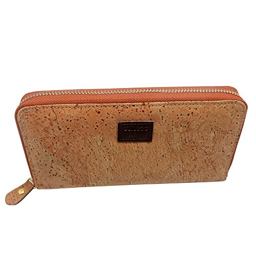 Boshiho Cork Wallet Cell Phone Clutch Purse for Apple iPhone 6 6 Plus 5 5c 5s Samsung Galaxy Vegan Gift