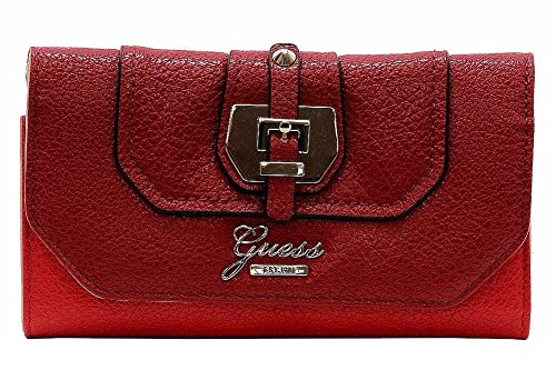 Guess Women's Confidential SLG Tri-Fold Wallet