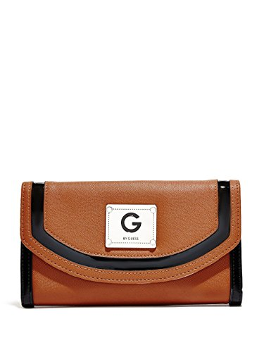 G by GUESS Women's Idona Checkbook Wallet