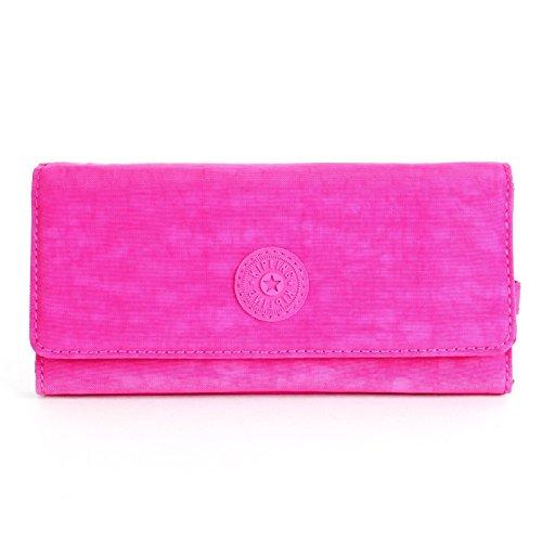 Kipling Brownie Large Wallet Hydrangea Breezy Pink