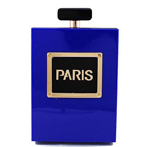 2Chique Boutique Women's Perfume Bottle Evening Bag