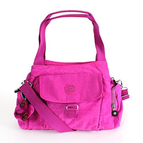 Kipling Fairfax Shoulder Bag Pink Orchid