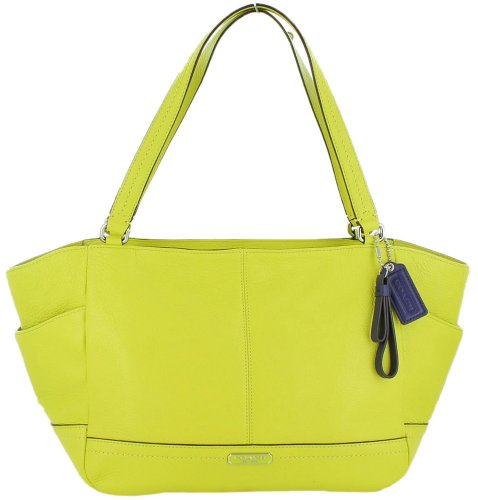 Coach Carrie Women's Tote Leather Handbag