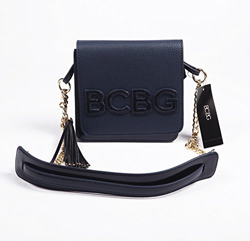BCBG PARIS Handbag Embossed Story Cross Body Bag,Stylish Bag, Regular Size, 2015 Collection[Apparel],Available on different Colors