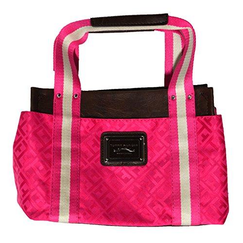 Tommy Hilfiger Small Iconic Purse Handbag Pink