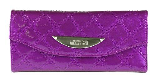 Kenneth Cole Reaction Women's PVC Elongated Clutch