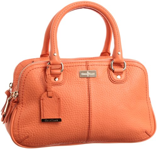 Cole Haan Women's Village Small Satchel, Creamsicle, One Size