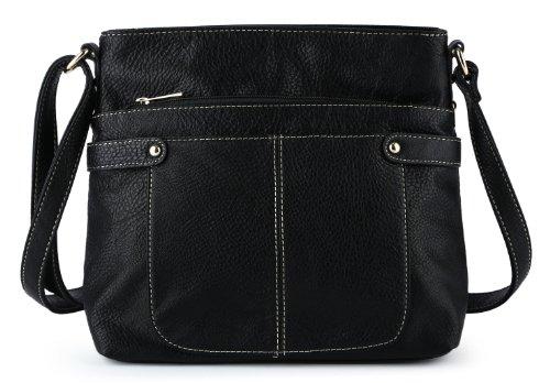 Scarleton Classic Shoulder Handbag H1360