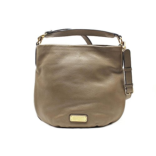Marc By Marc Jacobs New Q Hillier Womens Leather Hobo