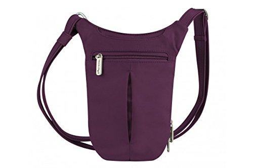 Travelon Anti Theft Classic East West Hobo Bag