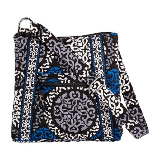 Gorgeous Vera Bradley Hipster in Canterberry Cobalt