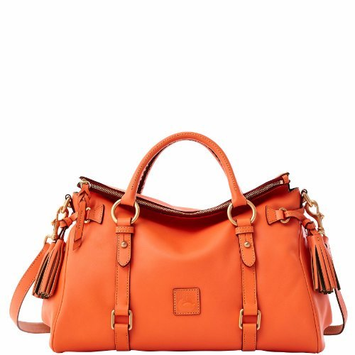 Dooney & Bourke Florentine Medium Satchel, Salmon