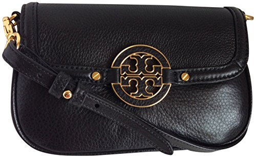 Tory Burch Amanda Crossbody Bag Black