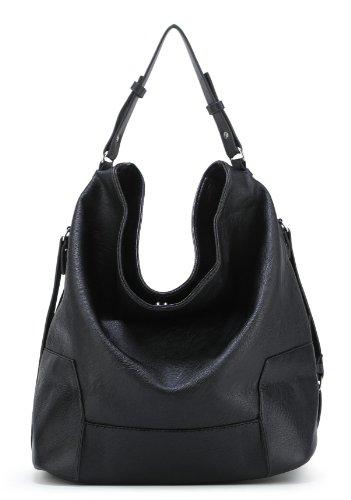 Scarleton Classic Hobo Bag H1459