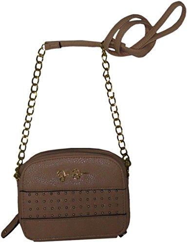 "Jessica Simpson Women's/Girl's ""Annie"" Xbody/Crossbody Handbag, Toasted Almond"