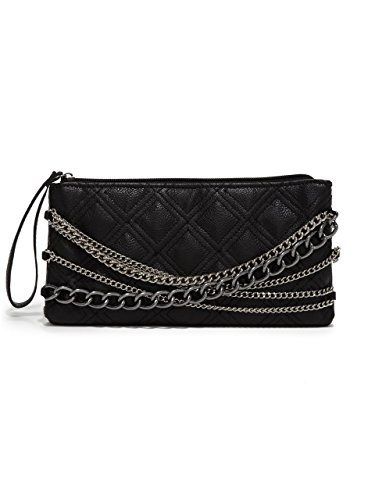 G by GUESS Women's Amya Quilted Clutch