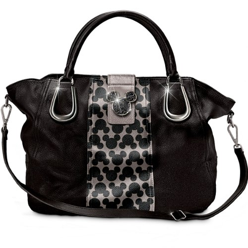 Disney Mickey Mouse Classic Couture Handbag by The Bradford Exchange