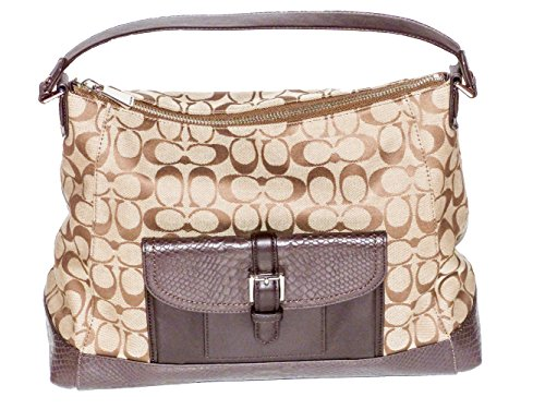 Coach Charley Signature – Python Hobo