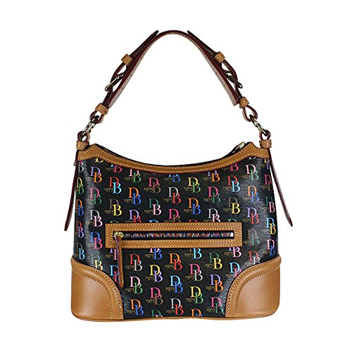 Dooney & Bourke DB75 Multi Hobo