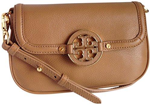 Tory Burch Amanda Crossbody Bag Royal Tan