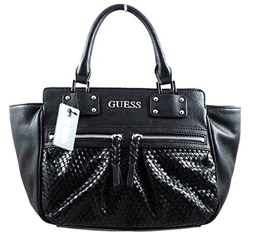 Guess Designer Handbags. Guess Emanuela Tote Satchel Bag Purse