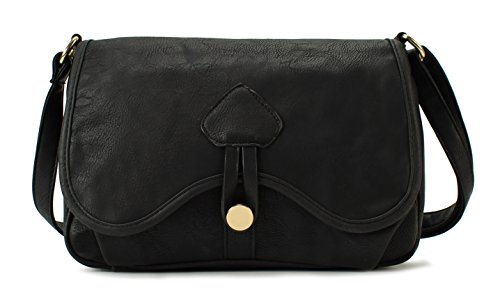 Scarleton Casual Vintage Crossbody Bag H1599