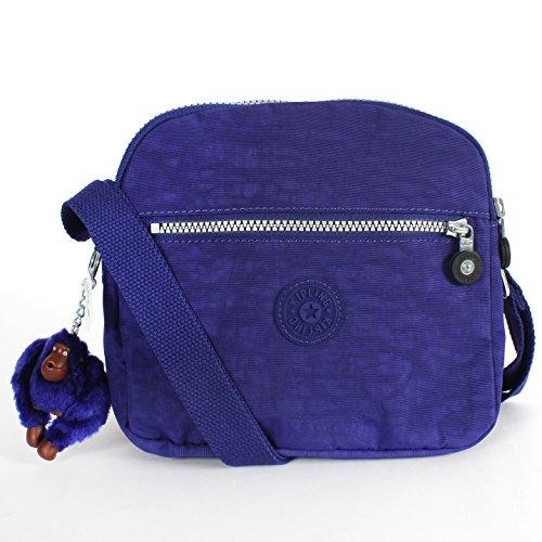 Kipling Keefe Shoulder Bag Crossbody Flash Blue