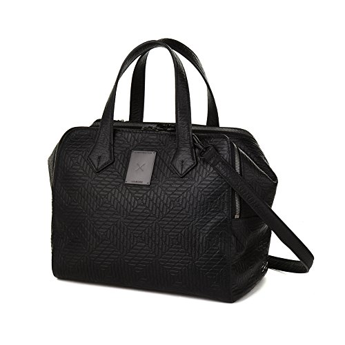 [Couronne X Customellow] Rope Tote Bag (CFBX51111BK)
