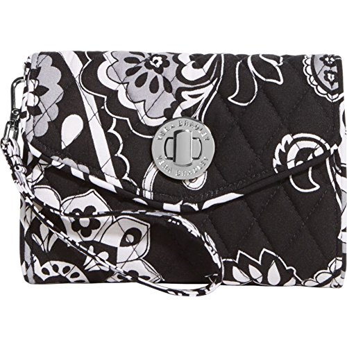 Vera Bradley Your Turn Smartphone Wristlet (Midnight Paisley)