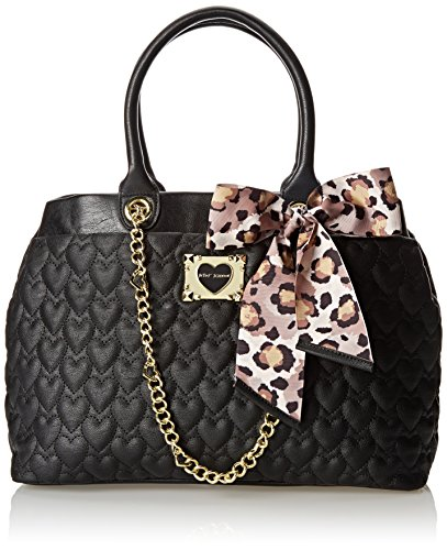 Betsey Johnson Be My Sweetheart Shopper BJ34430 Shoulder Bag