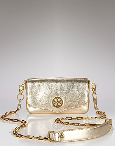 Tory Burch Classic Mini Bag Gold