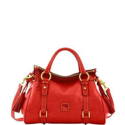 Dooney & Bourke Leather Florentine Small Satchel