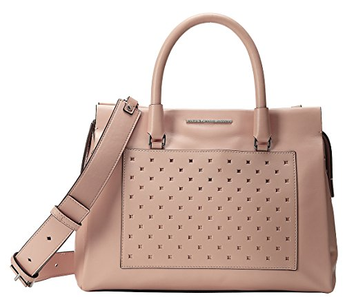 Marc by Marc Jacobs Perforated Jina Tote in Seashell Peach