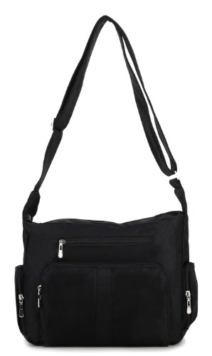 Scarleton Nylon Shoulder Bag H1492