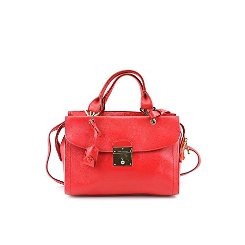 Marc Jacobs The Mini 54 Womens Leather Satchel
